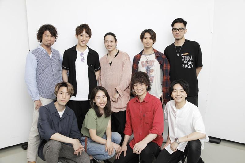 MINX青山店の佐藤スナオ氏と銀座店の鈴木貴徳氏率いるS-PROチーム