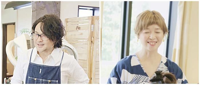群馬県高崎市の美容室『Dolis hair + make』